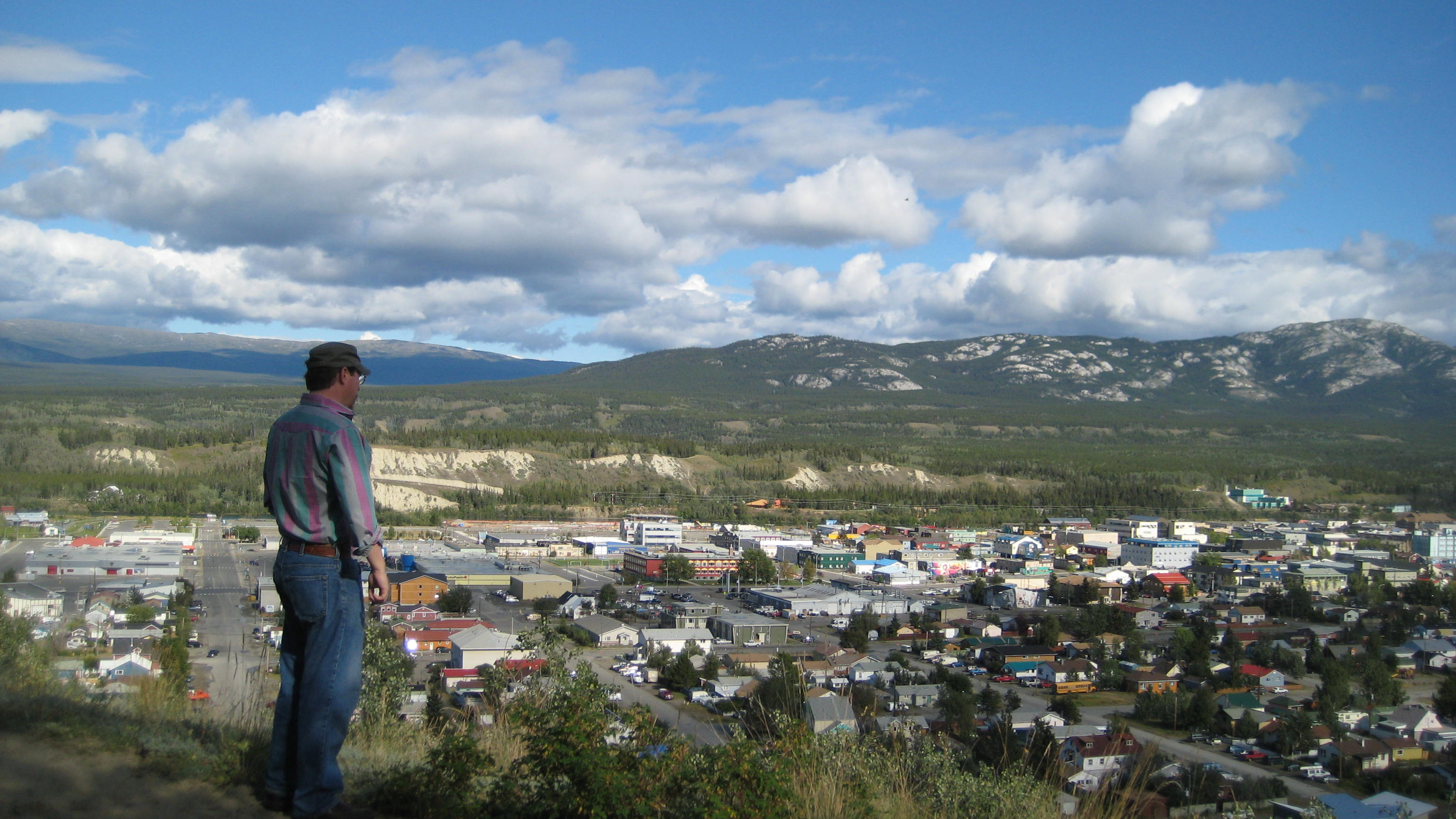 Whitehorse – The Wilderness
